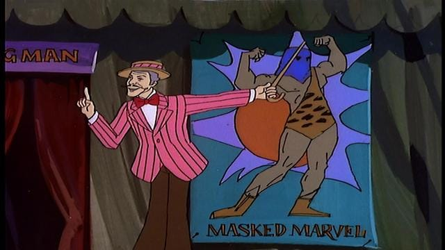 Scooby-Doo Meets Dick Van Dyke