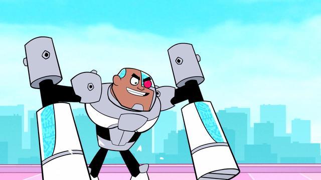 Teen Titans Go Waffles Episode