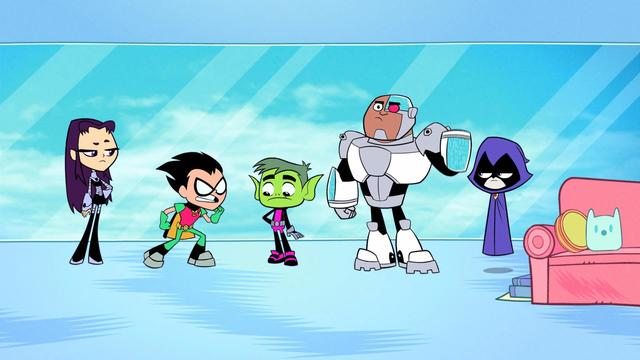 Teen Titans Go Videos  Free Online Videos  Cartoon Network-4645
