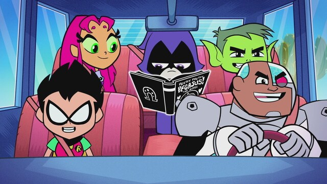 Teen Titans Go Videos  Free Online Videos  Cartoon Network-5612