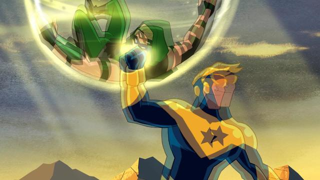 Booster's Gold