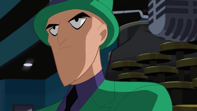 E. Nigma, Consulting Detective