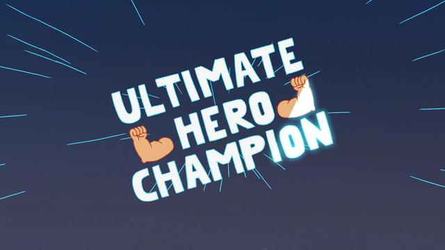 Grizzly: Ultimate Hero Champion