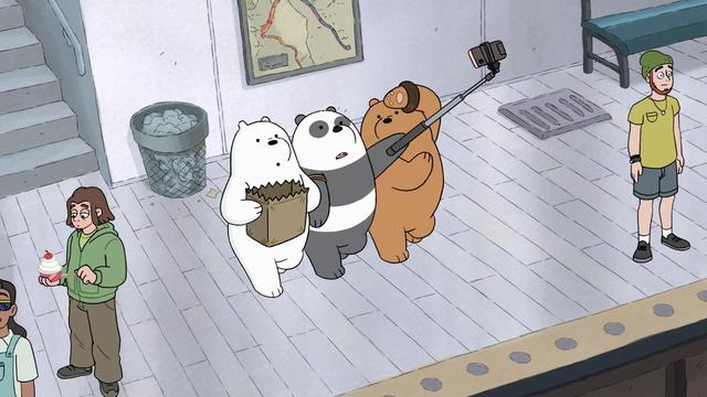 We Bare Bears Free Videos And Online Games Cartoon Network