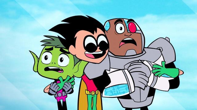 Teen Titans Go Videos  Free Online Videos  Cartoon Network-9574
