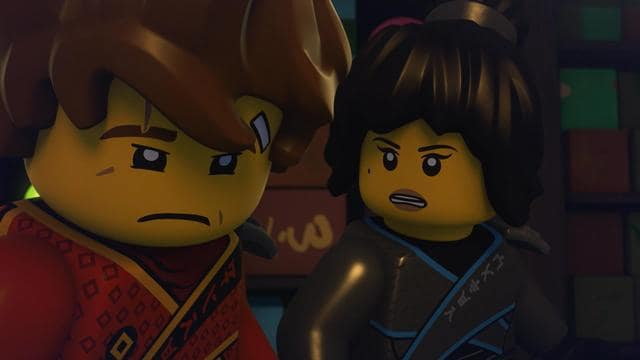 Big Trouble, Little NinjaGo