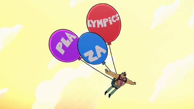 Plazaolimpiadas