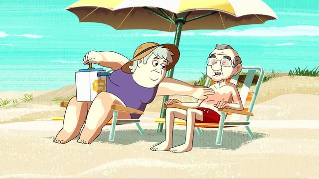 Beach Heads