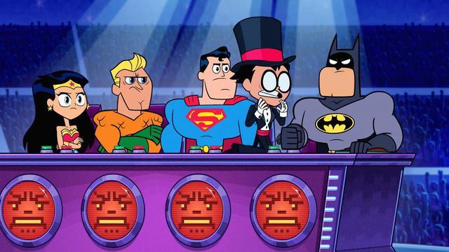 Proximo Idolo de la Liga de la Justicia: Parte 2