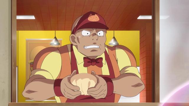 Burger Run/Monkey See, Monkey Don't
