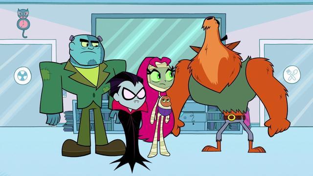 Teen Titans Go Videos  Free Online Videos  Cartoon Network-6150