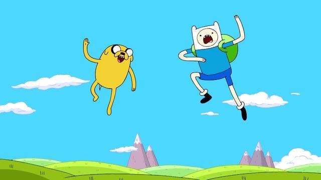 Best Finn and Jake Teamwork