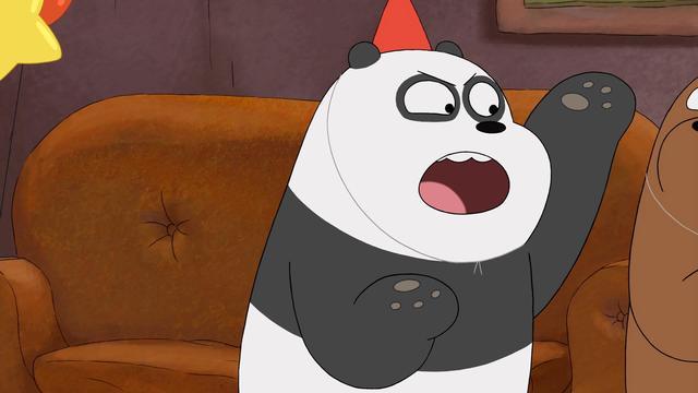 Panda's Birthday