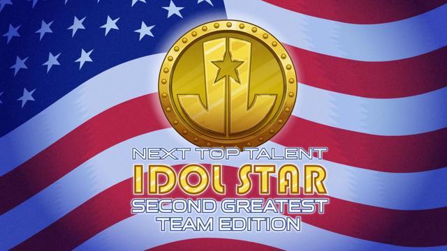 Idolo De La Liga De La Justicia: Edicion Del Segundo Mejor Equipo