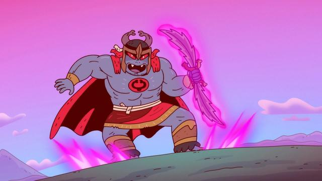 Mumm-Ra of Plun-Darr Part 1