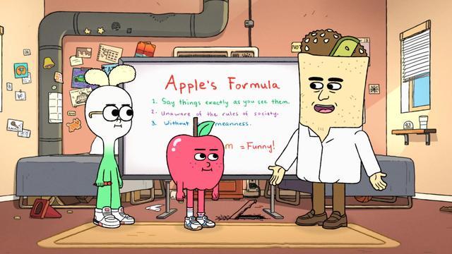 Apple's Formula
