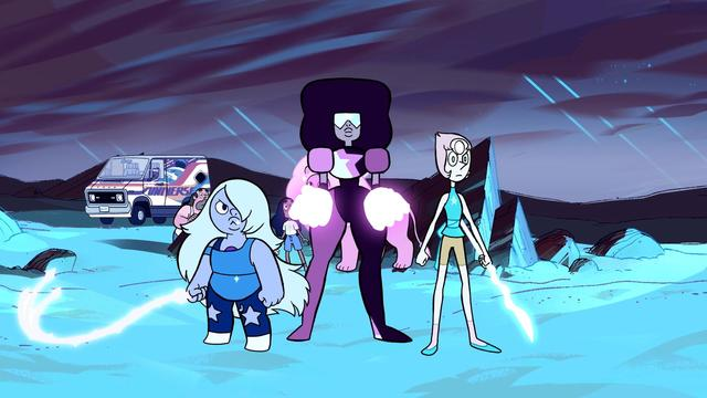 Steven Universe Ultimate Catch-Up Trailer