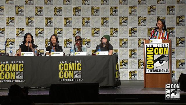 San Diego Comic-Con Official Steven Universe Panel