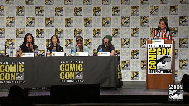 San Diego Comic-Con Official Steven Universe Panel