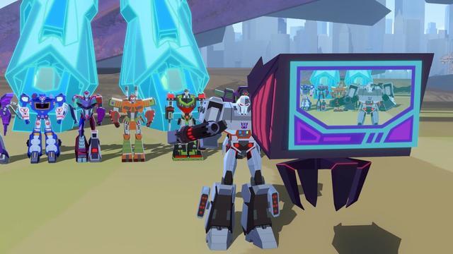 Bring Me the Spark of Optimus Prime Part 1