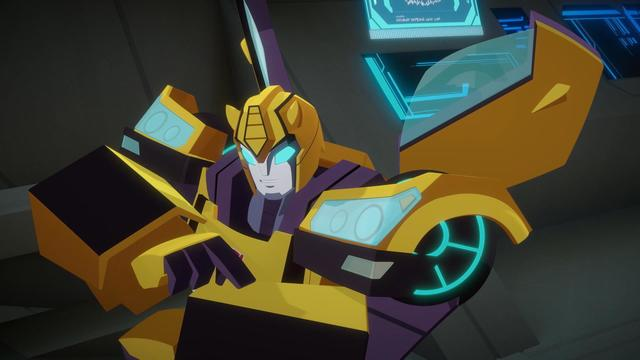 Battle for Cybertron I Part 1