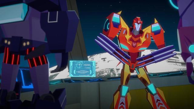 Battle for Cybertron I Part 2