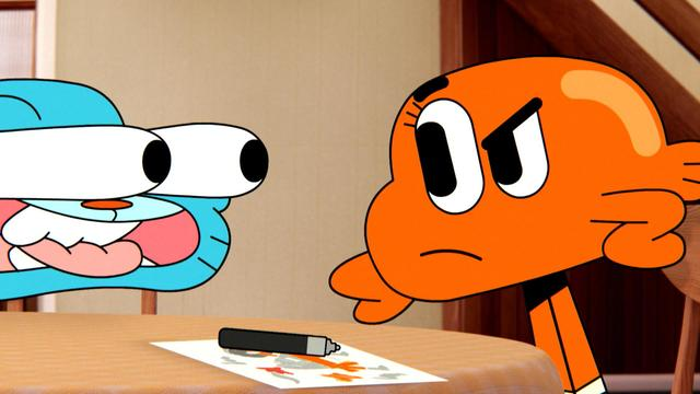 Vote Gumball…and Anyone?