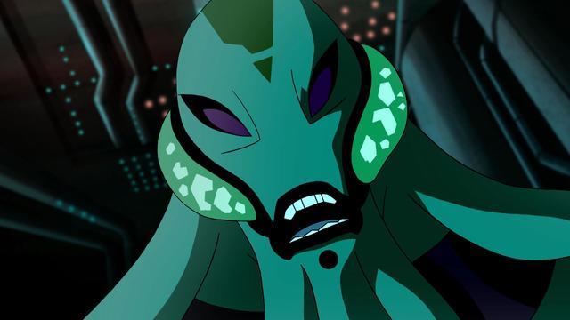 The Secret of the Omnitrix Part 2