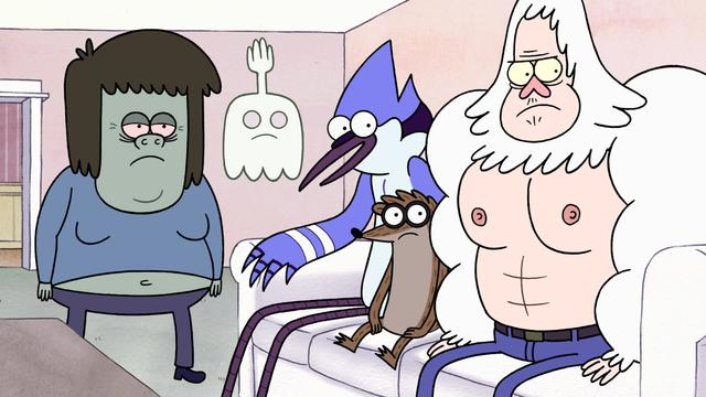 Regular Show: Terror Tales of the Park