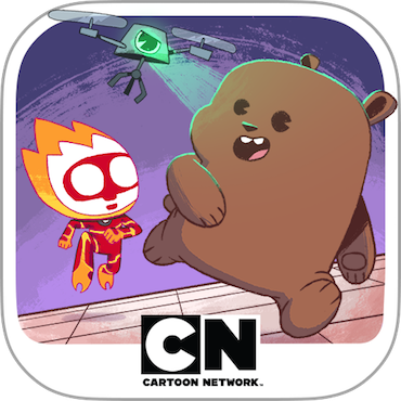 Cartoon Network Mobile Apps