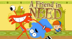 Foster's Home For Imaginary Friends A Friend In Need - YouTube