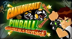 Cannonbolt Pinball: Ghostfreak's Revenge