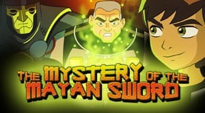 The Mystery of the Mayan Sword