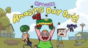 Clarence's Amazing Day Out