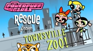Rescue from Townsville Zoo!