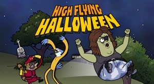 High Flying Halloween