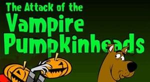 Attack of the Vampire Pumpkinheads