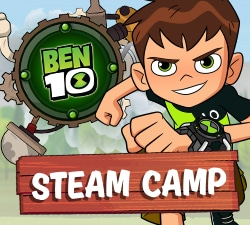 Ben 10 - Steam Camp