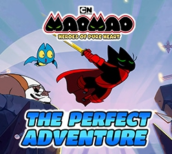 Mao Mao - The Perfect Adventure