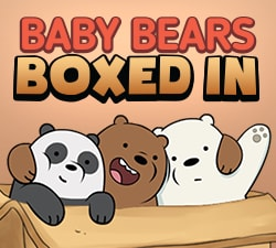 We Bare Bears - Baby Bears Boxed In