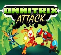 Ben 10 Games - Omnitrix Attack