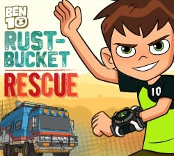 Ben 10 Games - Rustbucket Rescue