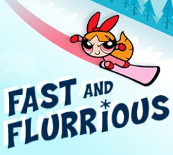 Powerpuff Girls Games - Fast and Flurrious