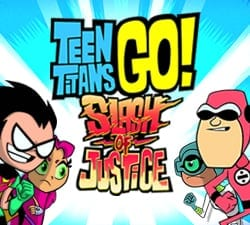 Teen Titans Go! - Slash of Justice