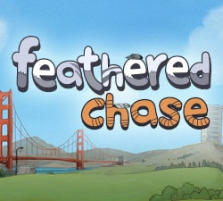 Feathered Chase - We Bare Bears