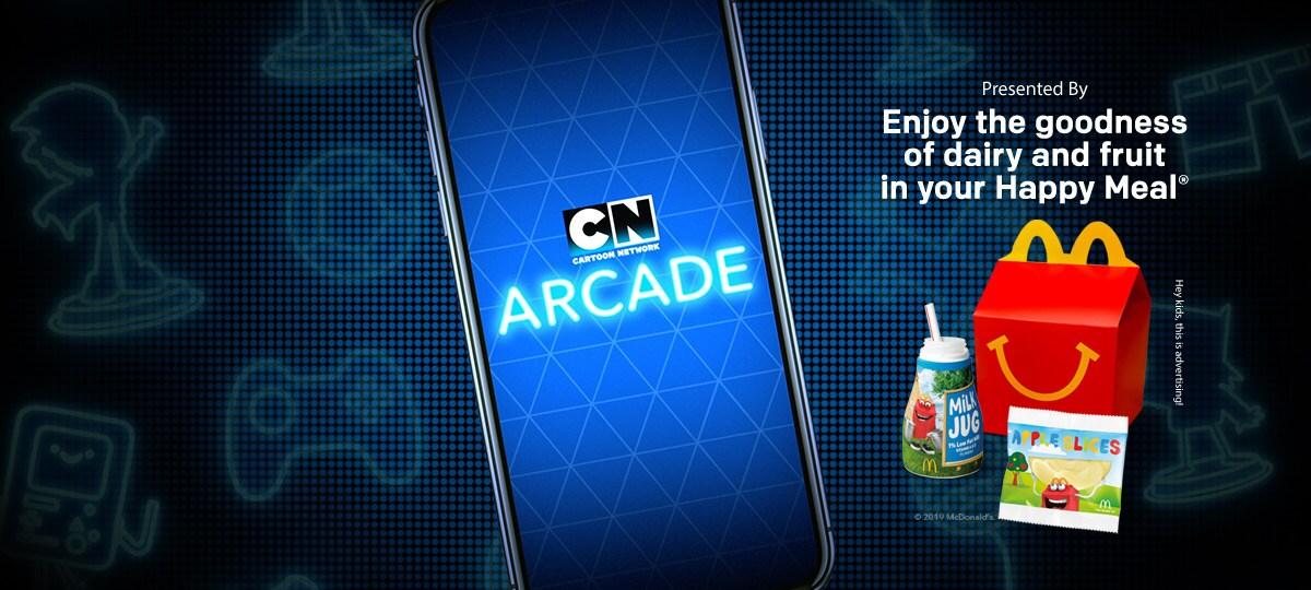 CN Arcade - McDonald's