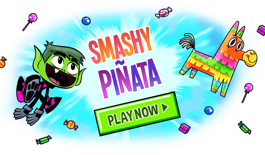 Smashy Piñata - Play Now!