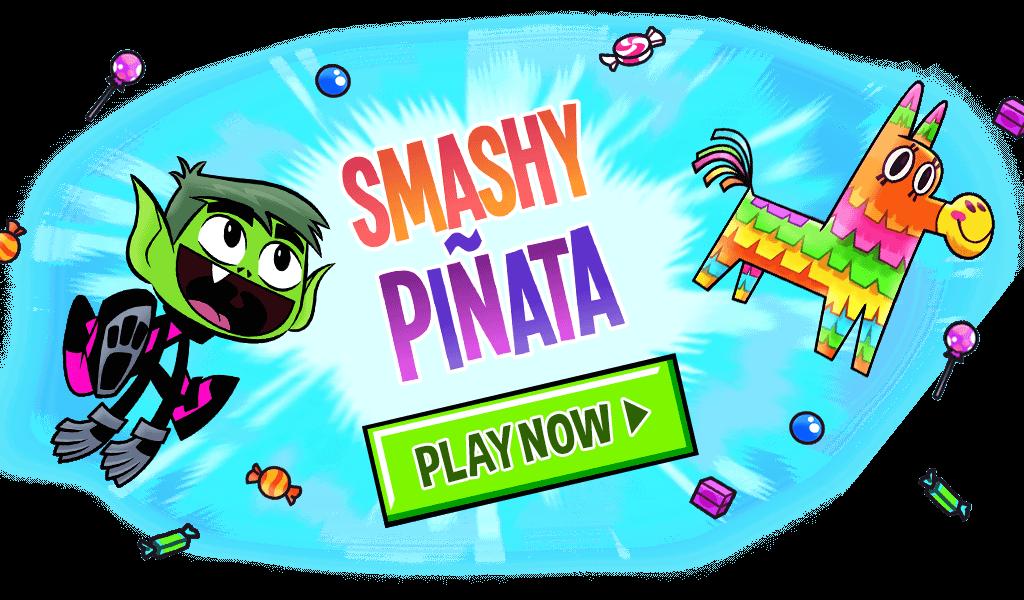 Smashy Piñata - Play Now!