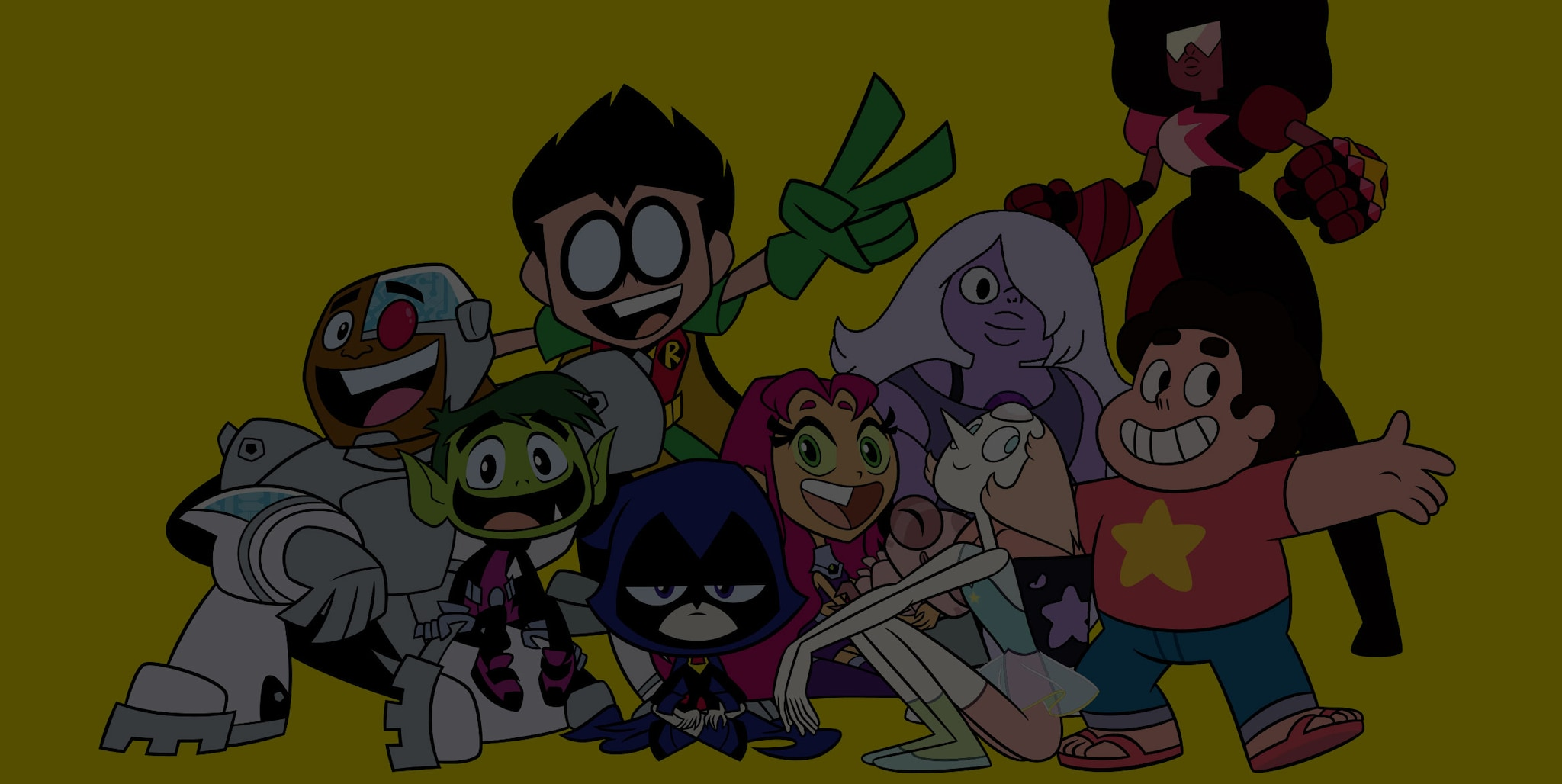 Teen Titans Stop Bullying